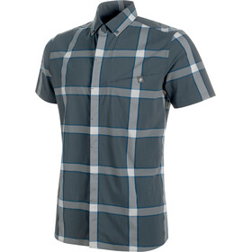 Mammut Mountain Shortsleeve Shirt Men grey